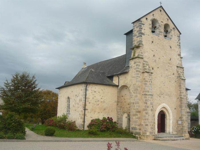Journées du patrimoine 2018 - Visite de l'église Saint-Médard