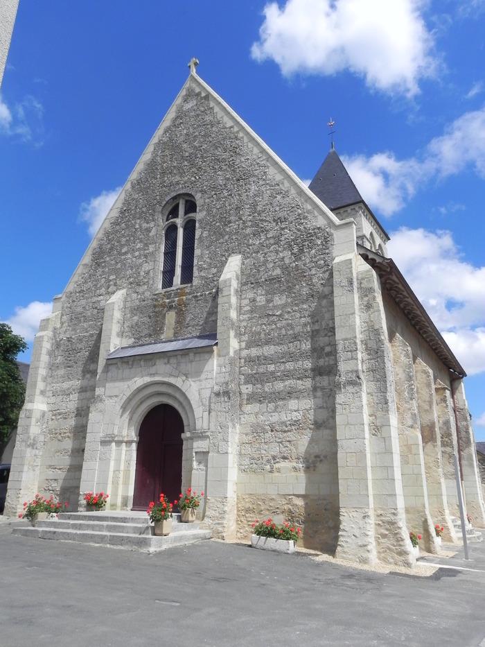 Journées du patrimoine 2018 - Visite libre de l'église Saint-Méen