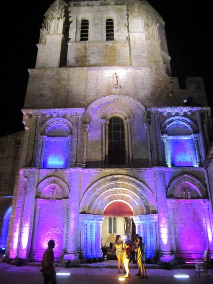 Journées du patrimoine 2018 - Visite libre de l'église Saint Nazaire