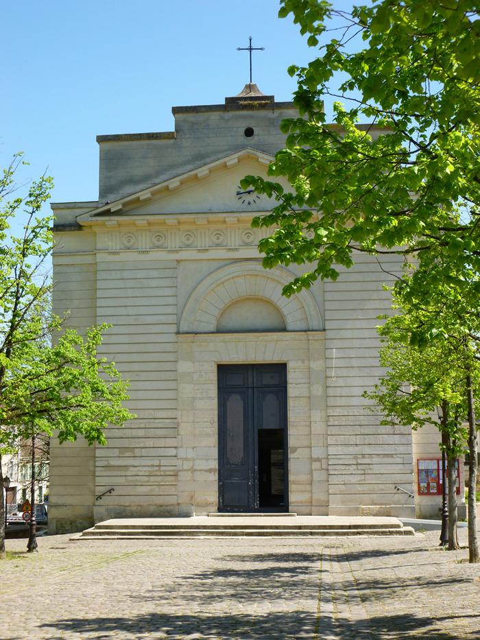 Journées du patrimoine 2018 - Visite libre de l'Église Saint-Nicolas-Saint-Marc