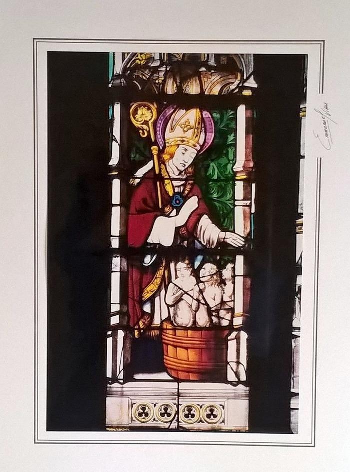 Journées du patrimoine 2018 - Visite libre de l'église Saint Nicolas.