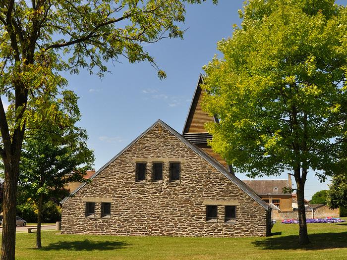 Journées du patrimoine 2018 - Visite libre de l'église Saint-Nicolas