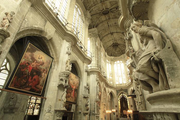 Journées du patrimoine 2018 - Visite libre de l'église Saint-Pantaléon