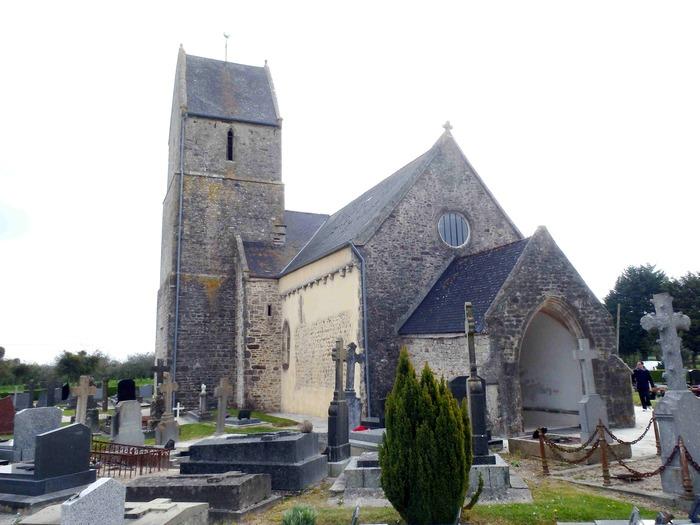 Journées du patrimoine 2018 - Visite libre de l'église Saint-Pierre d'Huberville