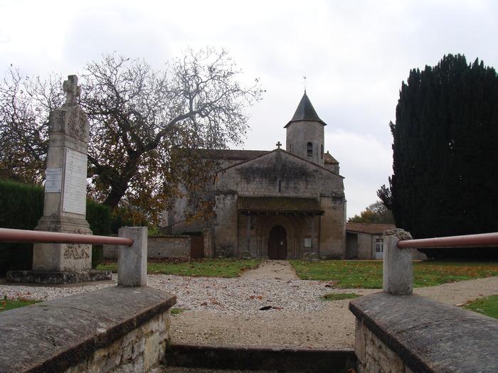 Journées du patrimoine 2018 - Visite libre de l'église Saint-Pierre-aux-Liens