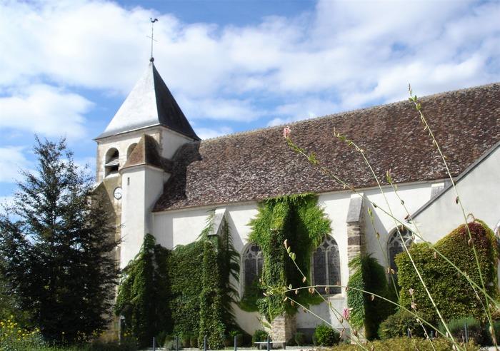 Journées du patrimoine 2018 - Visite libre de l'église Saint-Pierre-ès-Liens à Cheny (89400)