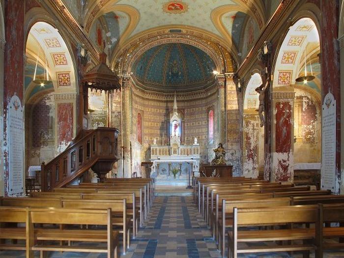 Crédits image : © Église Saint-Pierre