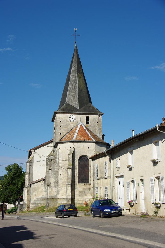 Crédits image : Office de Tourisme Meuse Grand Sud