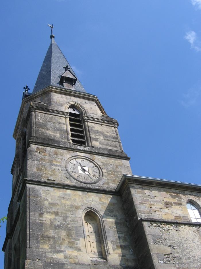 Journées du patrimoine 2019 - Visite d'une église des XIIe, XIIIe et XIXe siècles
