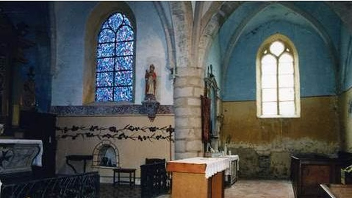 Journées du patrimoine 2018 - Eglise Saint-Rémy
