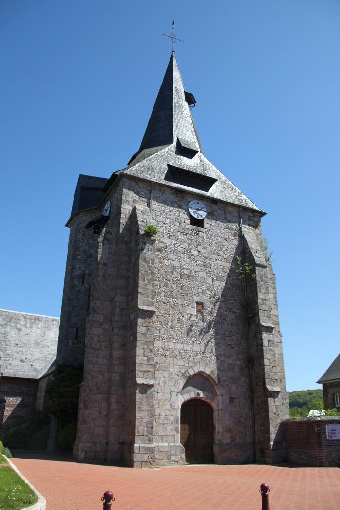 Journées du patrimoine 2018 - Visite libre de l'église Saint-Ribert de Torcy-le-Grand