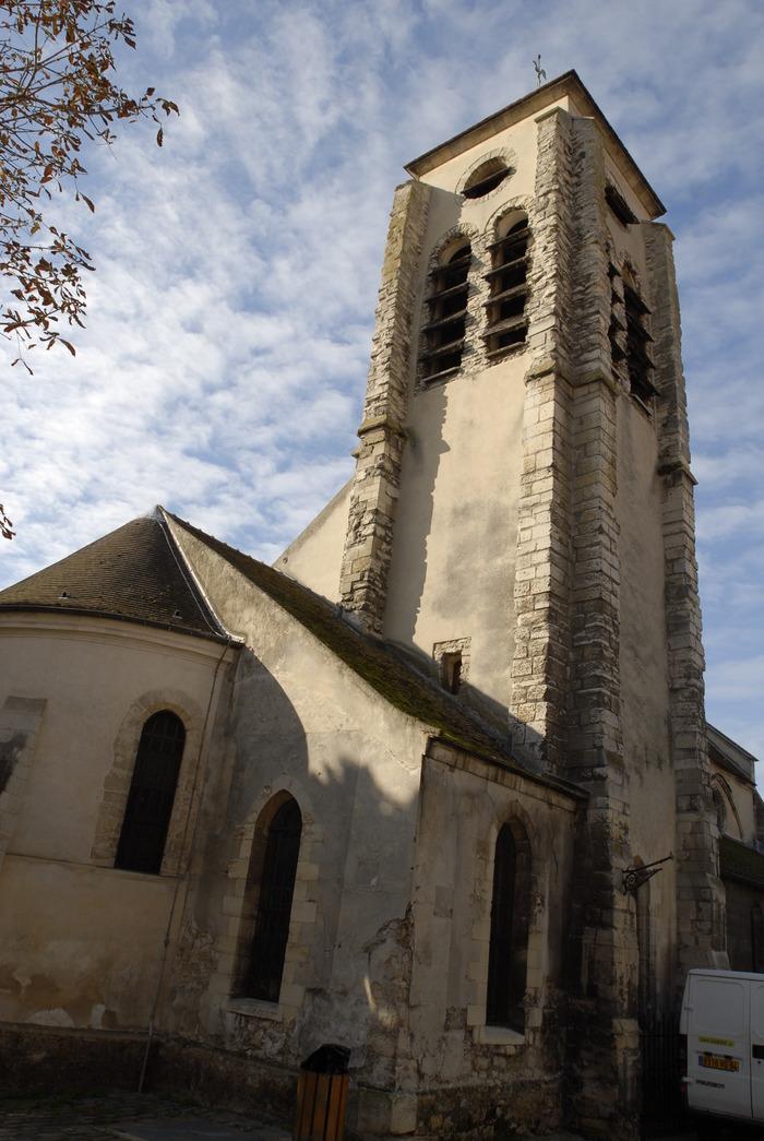 Journées du patrimoine 2018 - Visite libre de l'Église Saint-Saturnin du XIIIe siècle