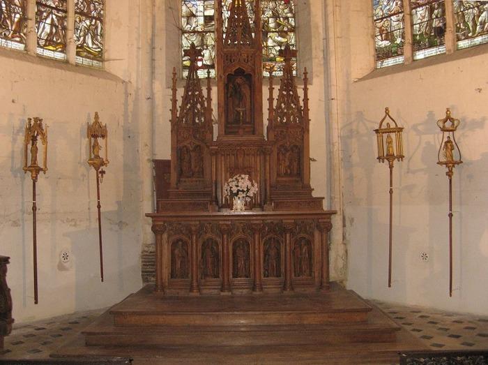 Journées du patrimoine 2018 - Visite libre de l'église Saint-Sébastien
