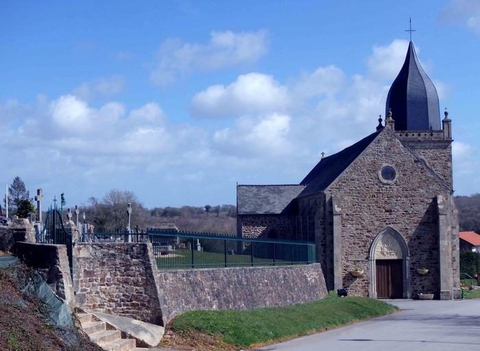 Journées du patrimoine 2018 - Visite libre de l'église Saint-Siméon de l'Etang-Bertrand