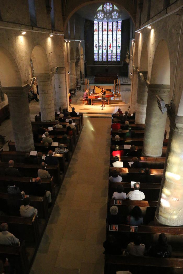 Journées du patrimoine 2018 - Visite libre de l'église Saint-Thomas de Cantorbery