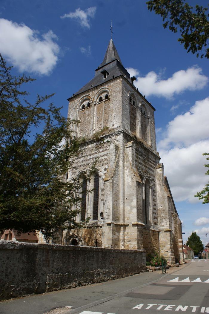 Journées du patrimoine 2018 - Visite libre de l'église Saint-Valérien de Heudebouville
