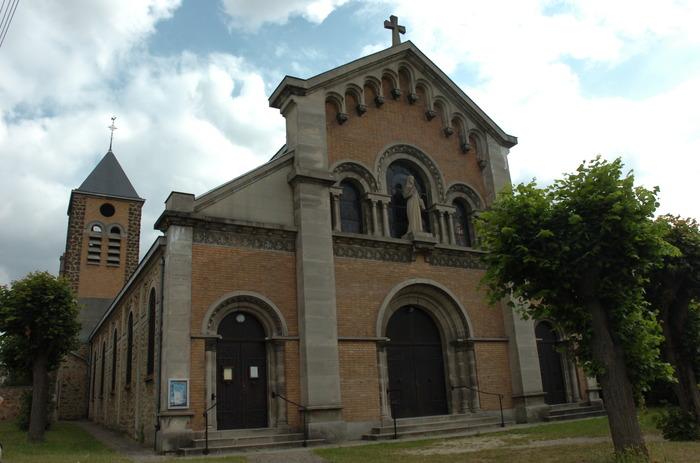 Journées du patrimoine 2018 - Visite libre de l'église Sainte-Jeanne-de-Chantal