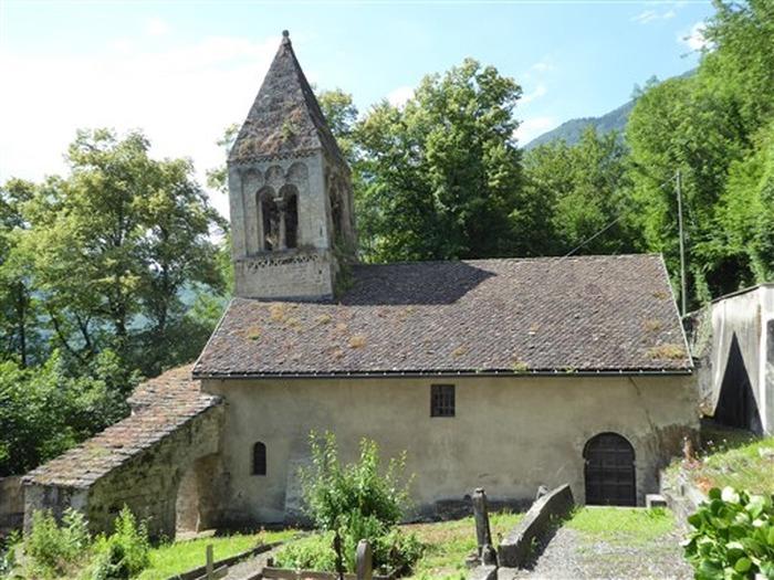 Journées du patrimoine 2017 - Visite libre de l'église Sainte Marie et de la chapelle St Firmin