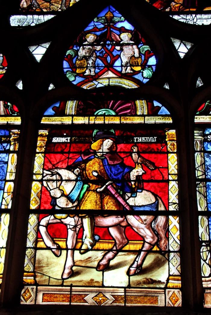 Journées du patrimoine 2018 - Visite libre de l'église Sainte-Savine