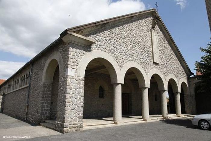 Journées du patrimoine 2018 - Visite libre de l'église Sainte-Thérèse de Montluçon.