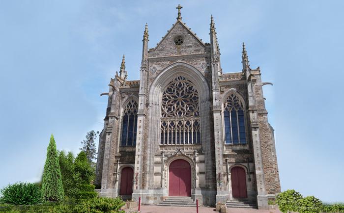 Journées du patrimoine 2018 - visite libre de l'église St Julien, la Chapelle Ste Anne (dans le cimetière) et les 3 fontaines