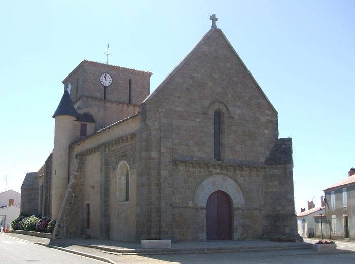 Journées du patrimoine 2018 - Visite libre de l'Eglise St Martin