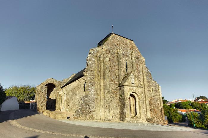 Journées du patrimoine 2018 - Visite libre de l'église St Nicolas de Brem
