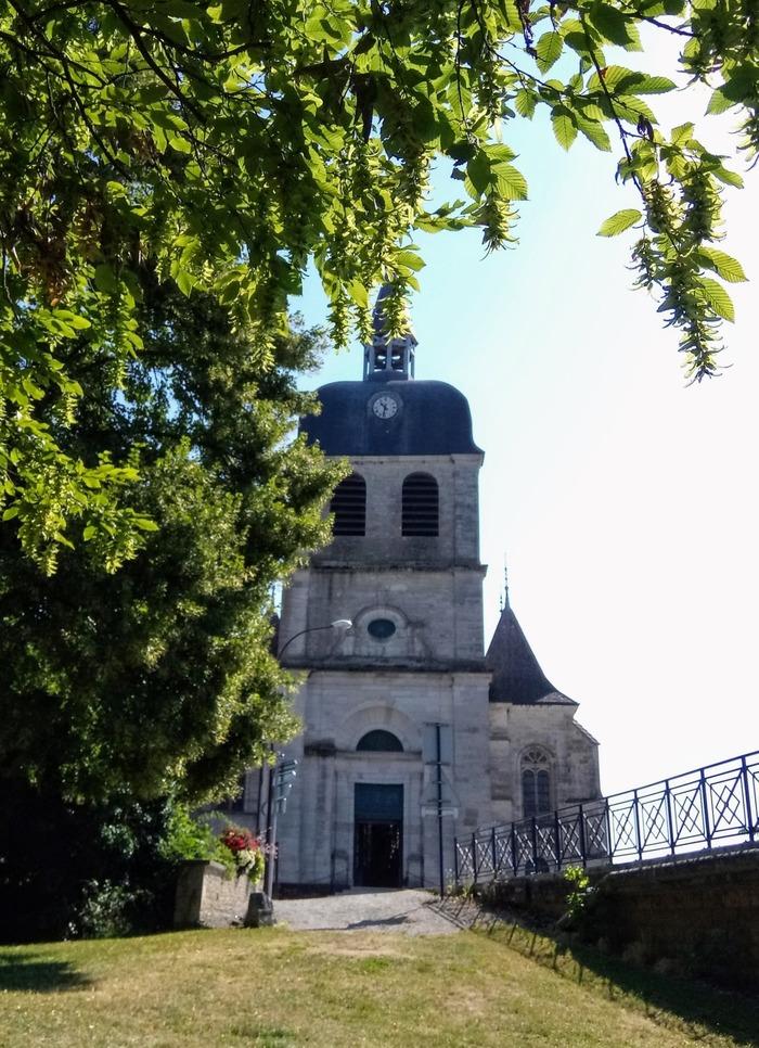 Journées du patrimoine 2018 - Visite libre de l'église Saint-Quentin