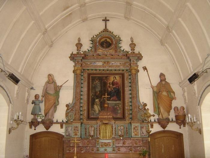 Journées du patrimoine 2018 - Visite libre de l'église Sainte-Juliette