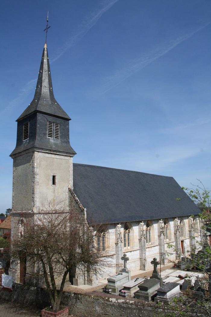 Journées du patrimoine 2018 - Visite libre de l'église Saint-Pierre-ès-Liens