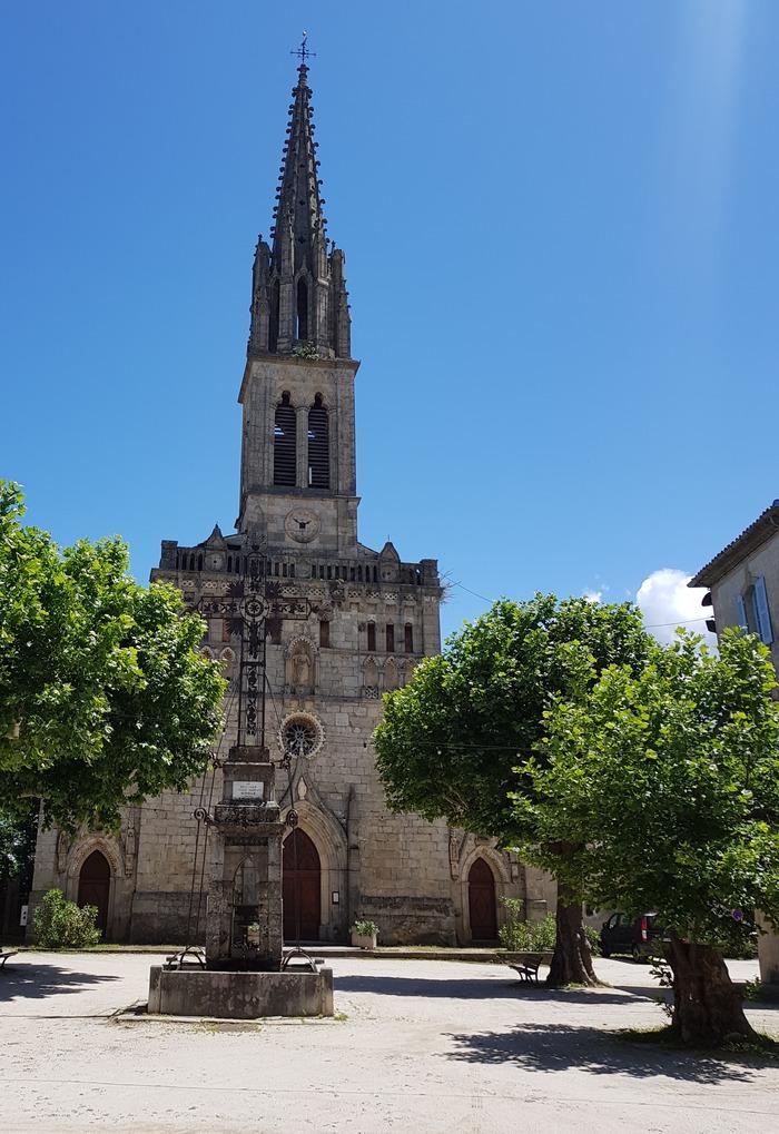 Journées du patrimoine 2018 - Visite libre de l'église de Banne.