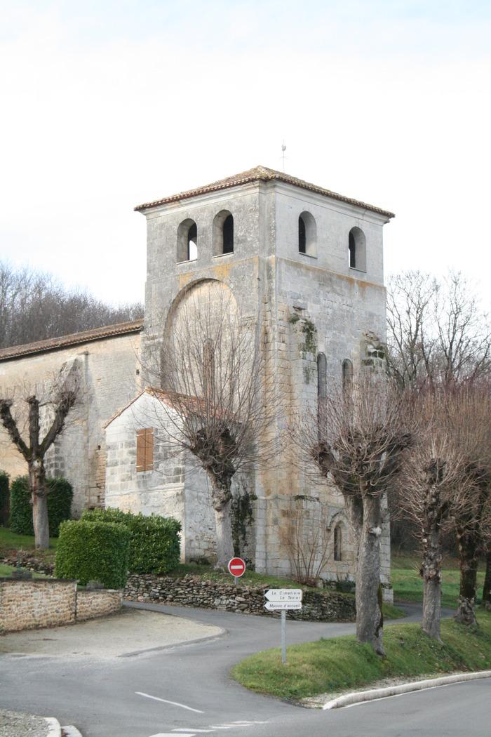 Crédits image : © Église Saint-Pierre de Rougnac