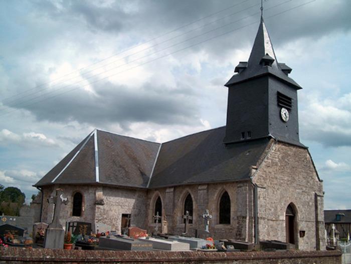 Journées du patrimoine 2018 - Visite libre de l'église Saint-Ouen