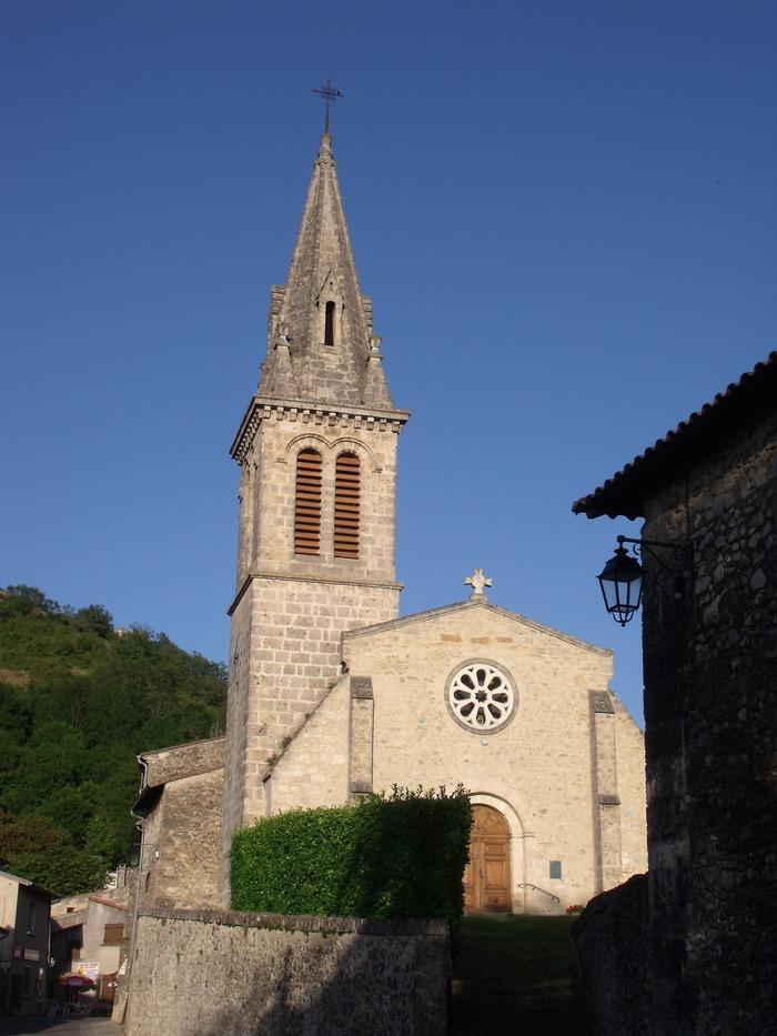 Journées du patrimoine 2018 - Visite libre de l'église de Châteaudouble.