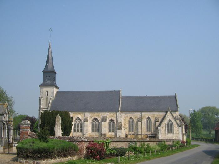 Journées du patrimoine 2018 - Visite libre de l'église Saint-Melain