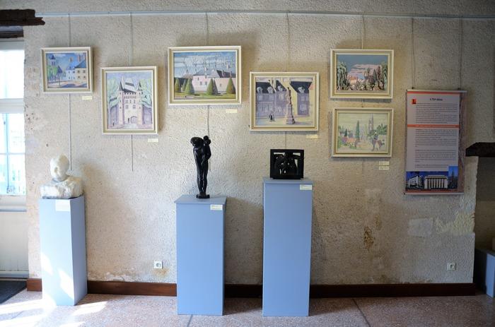Journées du patrimoine 2018 - Visite libre de l'Espace Musée et de l'Espace Expositions temporaires