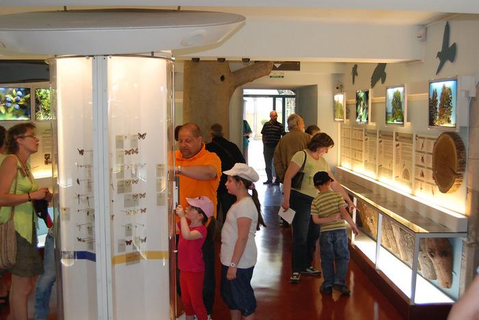 Journées du patrimoine 2017 - Visite libre de l'espace muséographique et du parc