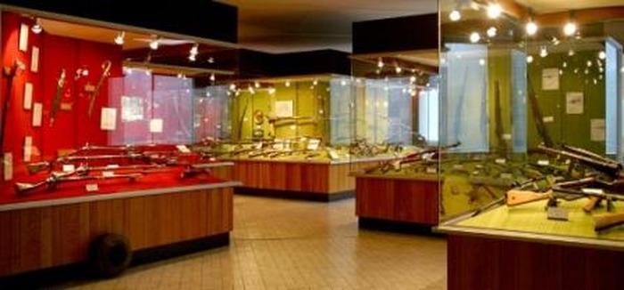 Journées du patrimoine 2018 - Visite du musée des Armes