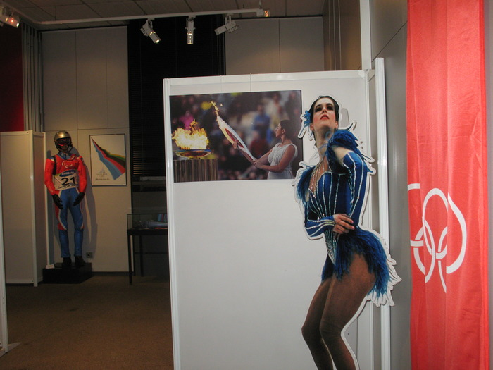 Journées du patrimoine 2018 - Visite libre de l'exposition temporaire 2018 « La Belle Histoire des Jeux olympiques d'hiver - Focus J.O. 1968, 1992, 2018 ».