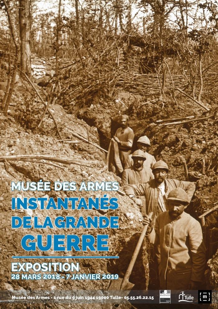 Journées du patrimoine 2018 - Visite libre de l'exposition temporaire du musée des Armes