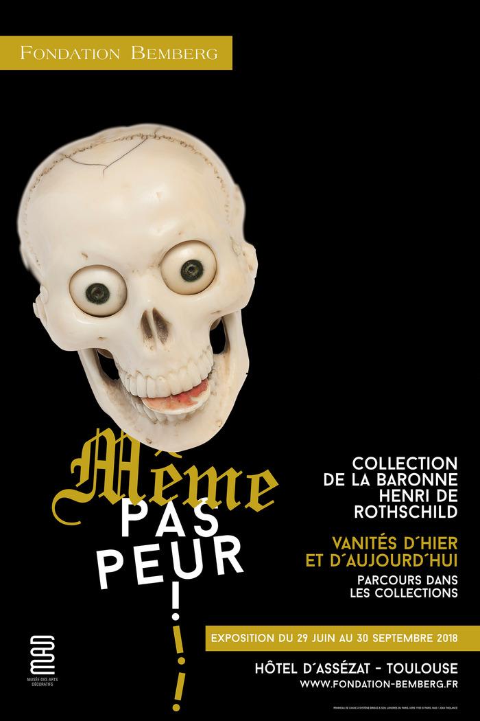 Journées du patrimoine 2018 - Visite libre de l'exposition temporaire