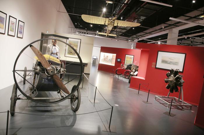 Crédits image : (c) Musée National du Sport