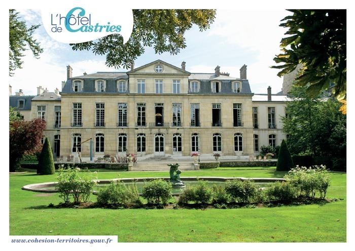 Journées du patrimoine 2018 - Visite libre de l'hôtel de Castries - Ministère de la Cohésion des territoires