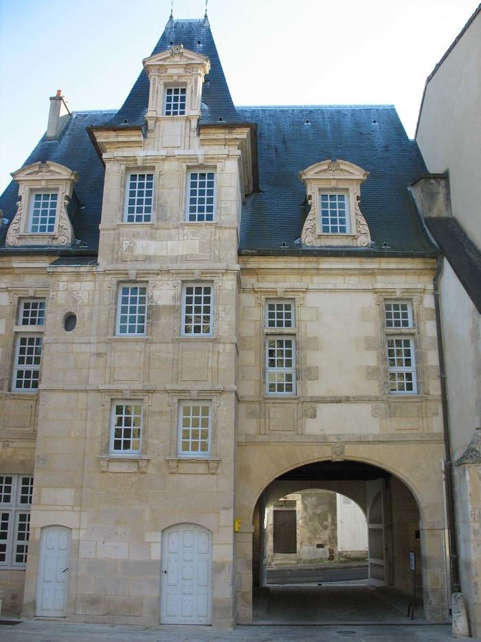 Journées du patrimoine 2018 - Visite libre de l'Hôtel de Rochefort