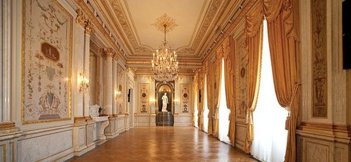 Journées du patrimoine 2018 - Visite libre de l'Hôtel de Talleyrand