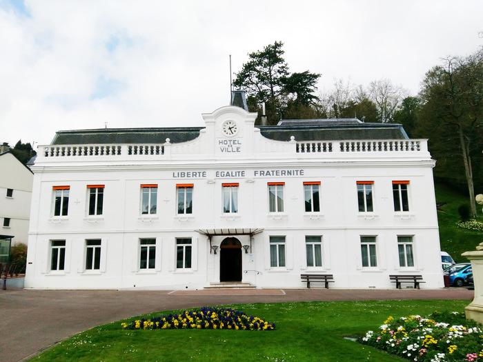 Journées du patrimoine 2017 - Visite libre de l'Hôtel de Ville de Bolbec