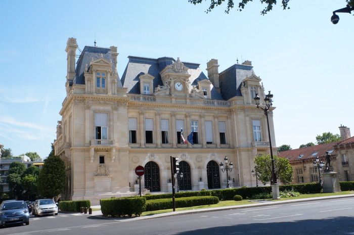 Journées du patrimoine 2018 - Visite libre de l'hôtel de ville de Neuilly-sur-Seine