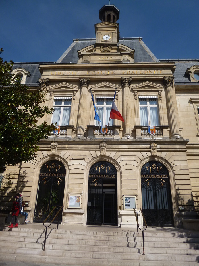 Journées du patrimoine 2018 - Visite libre de l'Hôtel de Ville