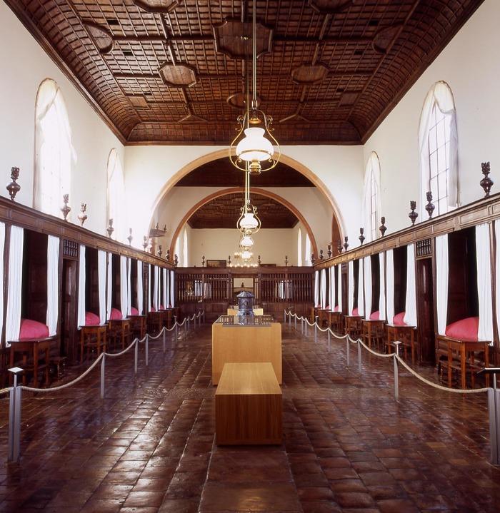 Journées du patrimoine 2018 - Visite libre de l'Hôtel-Dieu et du musée Greuze