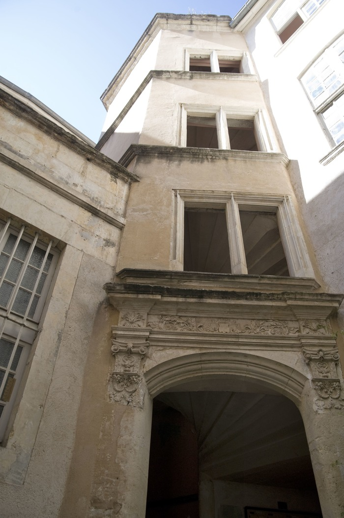 Journées du patrimoine 2017 - Hôtel Meynier de Salinelles